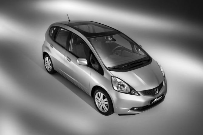 honda jazz 1 4 i vtec executive i shift photo honda gallery 1089 views. Black Bedroom Furniture Sets. Home Design Ideas