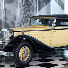 Horch Type 670
