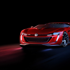 The Vision Gran Turismo Roadster Volkswagen GTI will soon be available for download for the Gran Turismo 6