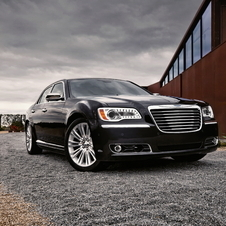Chrysler 300 (modern) Base
