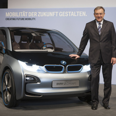BMW Posts Strong Growth in 2011; Planning Many New Models in 2012