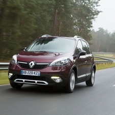 Renault Scénic Xmod Energy 1.5 dCi 110 S&S FAP ECO2 Sport