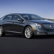 The XTS will go on sale later this summer