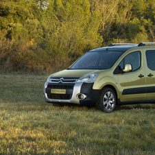 Citroën Berlingo Gen.2