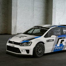 The Polo R WRC is meant to start racing next year