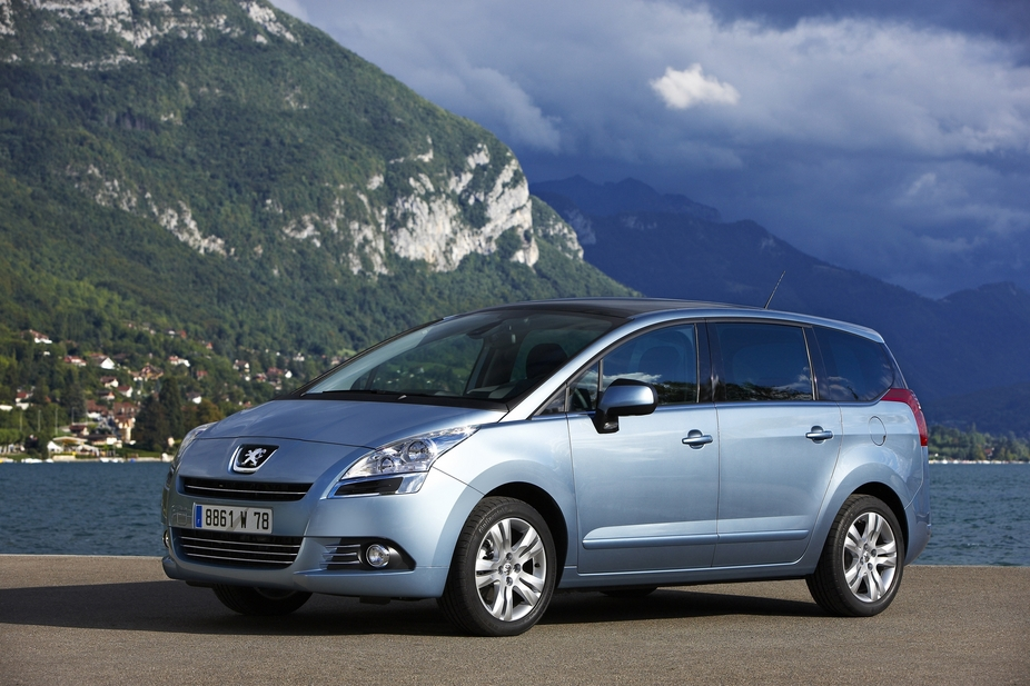 Peugeot 5008 1.6 THP Exclusive