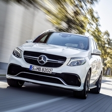 Mercedes-Benz GLE 63 AMG 4MATIC