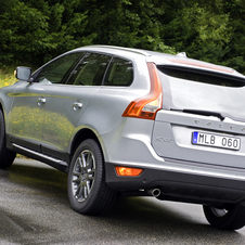 Volvo XC60 T6 Momentum Geartronic