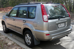 Nissan X-Trail Automatic