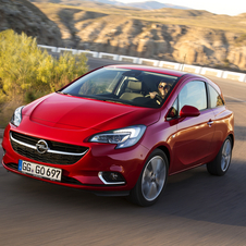 Opel keeps offering the Corsa in three and five-door variants