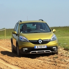 Renault Scénic Xmod Energy 1.6 dCi 130 S&S FAP ECO2 Bose Edition