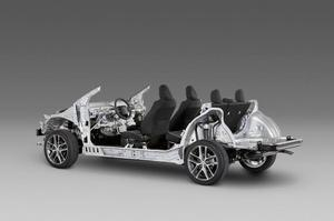 "Toyota is also preparing a ""fifth generation"" hybrid powertrain, which acording to the brand will be 15% more economical"