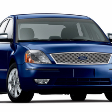 Ford Five Hundred CVT