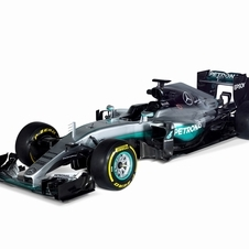 Lewis Hamilton and Nico Rosberg are once again driving for Mercedes