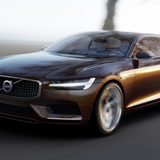 Together these prototypes indicate the future design of the new model range of Volvo