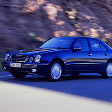 Mercedes-Benz E 430 4-MATIC