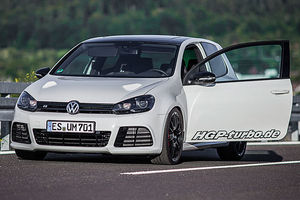 HGP tunes sever VW AG vehicles