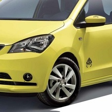 Seat Mii « Space Invaders »