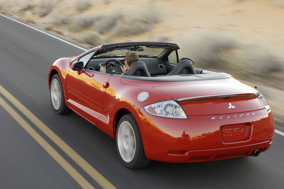 Mitsubishi Eclipse Spyder GT Automatic