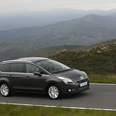 Peugeot 5008 1.6 HDi Active