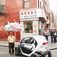 Twizy fait escale à New-York city !