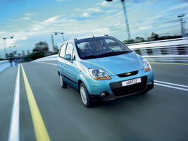Chevrolet Matiz U-START Bi-Fuel