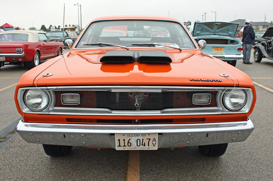Plymouth Valiant Duster 1970 340  Coupé