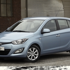 Hyundai i20 Debuts as Lowest CO2 Conventional Car in Europe