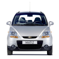 Chevrolet Matiz 1.0 U-PULSE Bi-Fuel