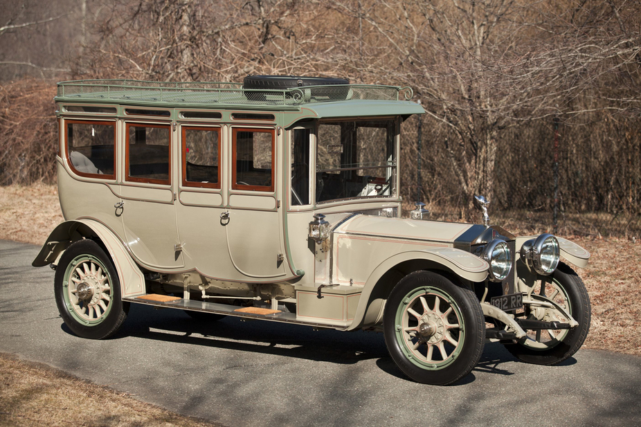 Rolls-Royce 40/50hp Double Pullman Limousine - The Corgi