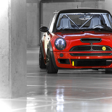 MINI (BMW) Cooper S with John Cooper Works GP Kit
