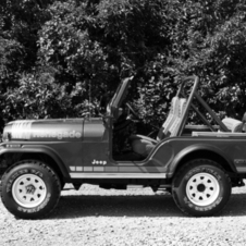 Jeep CJ-5 Renegade