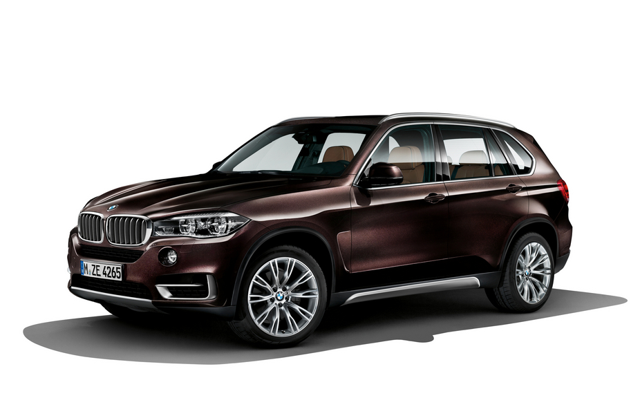 BMW X5 M50d Coming to the Third Generation with TriTurbo Diesel