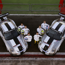 Porsche Narrows Down to 6 Finalists for Junior Program