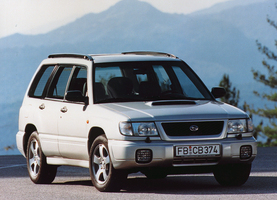Subaru Forester S/tb Type A