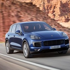 The new Cayenne models will be launched in the market on October 11, 2014