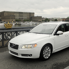 Volvo S80 D3 163cv R-Design Geartronic