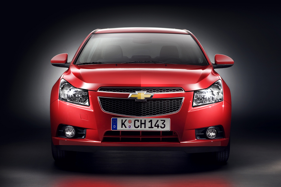 Chevrolet Cruze 1 8 Ls Automatic 3 Photos And 58 Specs