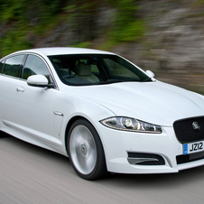 Jaguar's smaller sedan is reported to look similar to the XF
