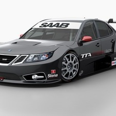 Saab Lives for One More Year in Swedish Touring Car Racing