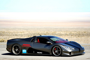 Shelby Super Cars Ultimate Aero TT
