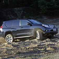 Toyota Land Cruiser Gen.10