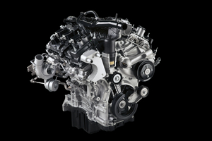 It will introduce a new 2.7-liter EcoBoost V6