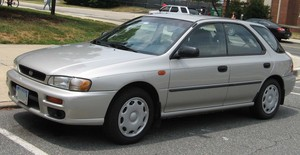 Subaru Impreza Sports Wagon 1.8
