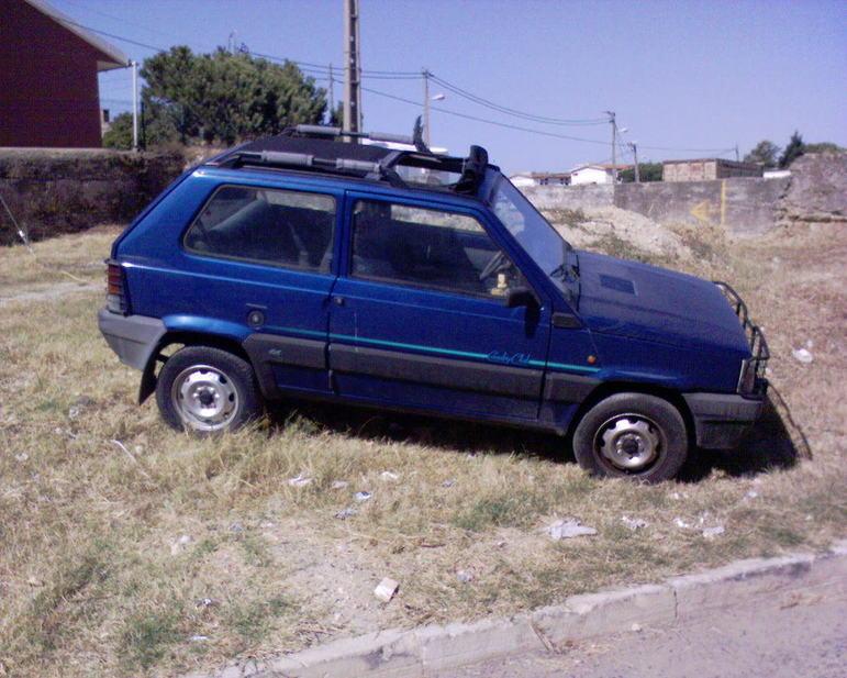 Fiat Panda 4x4 3 Photos And 44 Specs Autoviva