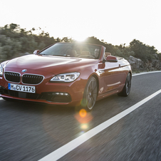 BMW 650i xDrive Convertible