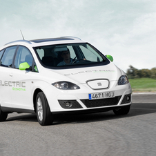 Seat Altea XL EV