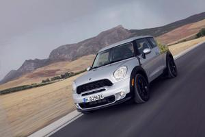 The Paceman is a two-door version of the Countryman