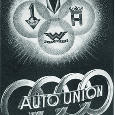 Auto Union, founded 1932