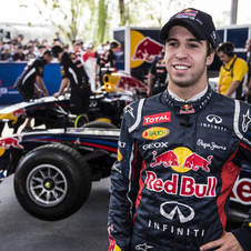 Da Costa has proven himself in the lower levels of open wheel racing